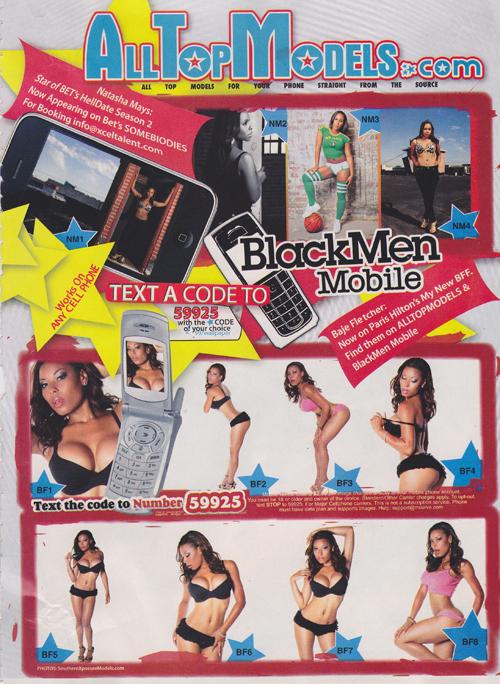 Sep 16, 2009 Ahmed Almodovar Black men mobile