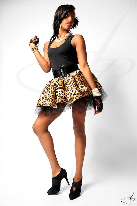 Brooklyn Sep 16, 2009 styled by my wardrobe stylist Ashante Cheetah - Brooke Style
