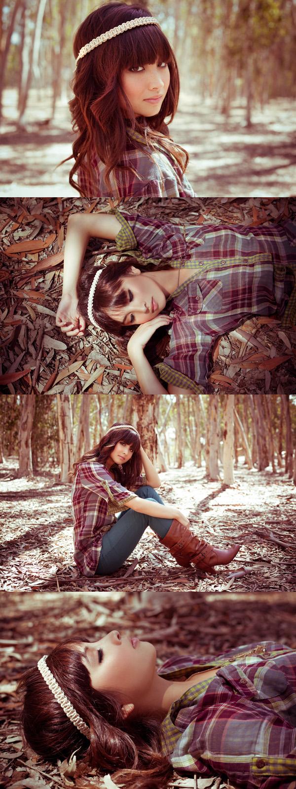 UCSD Sep 17, 2009 Photographer/Makeup: Uyen - Hair/Wardrobe: Me FALL 09