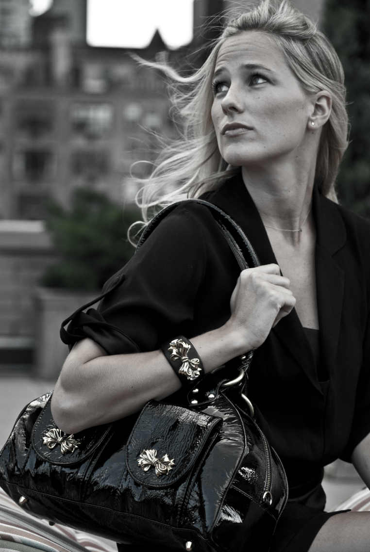 New York, NY Sep 17, 2009 Sherry Wolf Handbag Collection