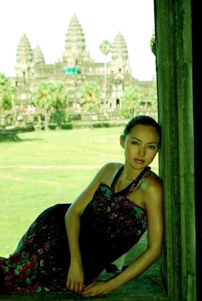 Ankor Wat, Cambodia Sep 17, 2009