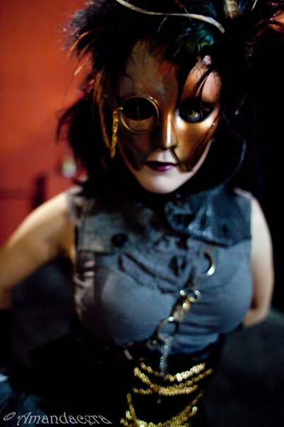 Henry Fonda Theater, Hollywood Sep 18, 2009 AmandaCera Labyrinth Masquerade