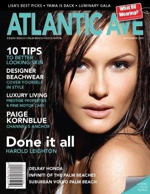 Sep 18, 2009 Atlantic Ave. Cover (Aug/Sept 2009)