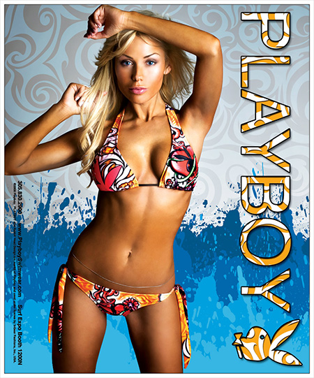 Sep 18, 2009 image for Playboy Swimwear