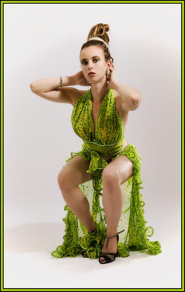 Sep 19, 2009 IMS Photographic 2009  Photo: IMS Photographic Wardrobe Stylist: Gloria Burton Make-up/Hair: Me