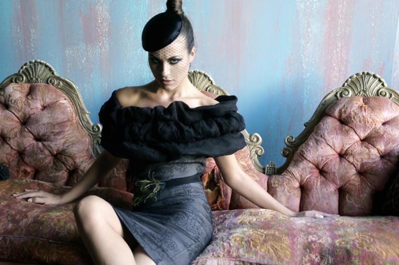 Female model photo shoot of Taschka Turnquist in Los Angeles