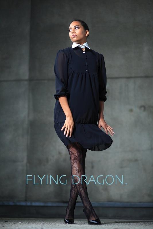 Ooi, Tokyo Sep 19, 2009 Tatsu Dragon Ishiduka COPYRIGHT ALL RIGHTS RESERVED model: Caroline, wardrobe stylist: Yoshinori Y
