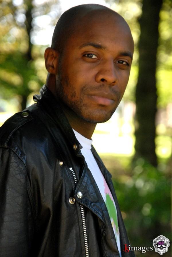 Male model photo shoot of Fox Makeba in Heaton Park, Manchester