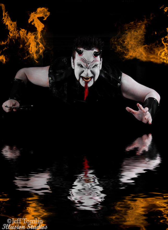 Hendersonville Tn Sep 20, 2009 © Jeff Tomlin From the depths of Hell