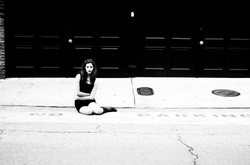 Female model photo shoot of Chloe Harville