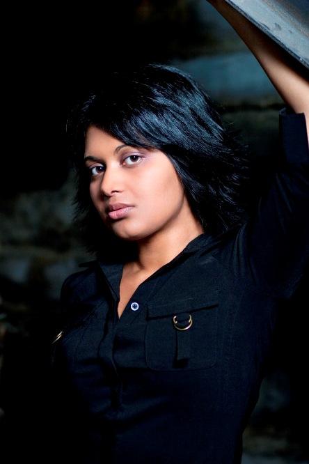 Female model photo shoot of Devika J Singh by Shelbie