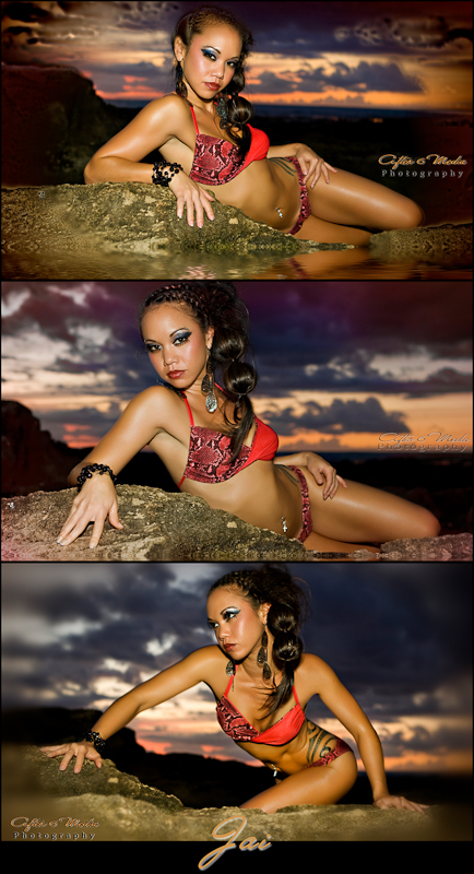 Koolina Sep 20, 2009 Sunset shoot