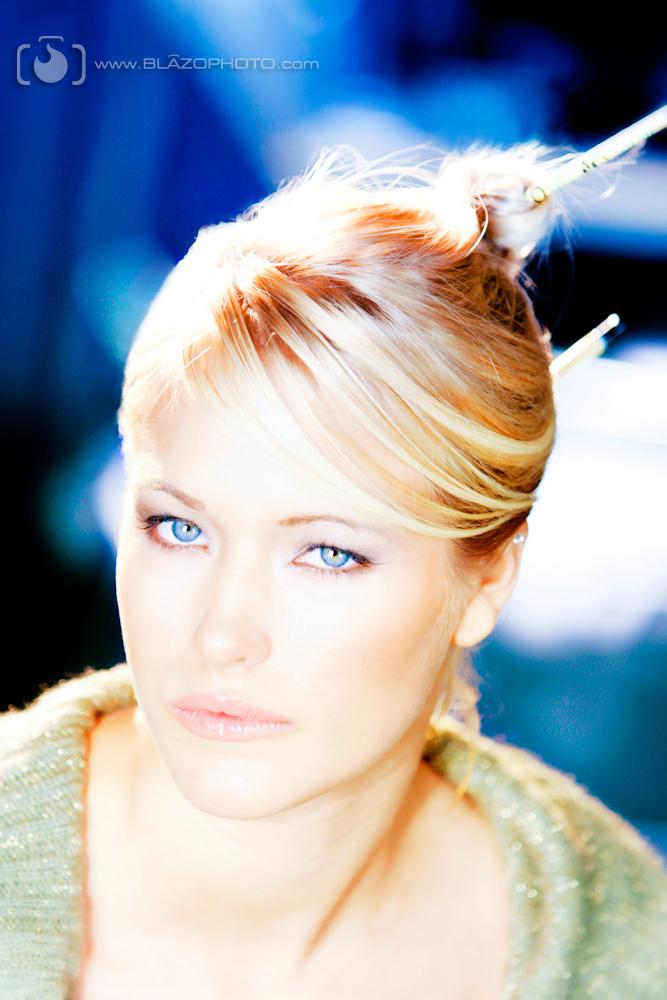 My Studio Sep 21, 2009 Steve Blazo Photography Simply Sandra