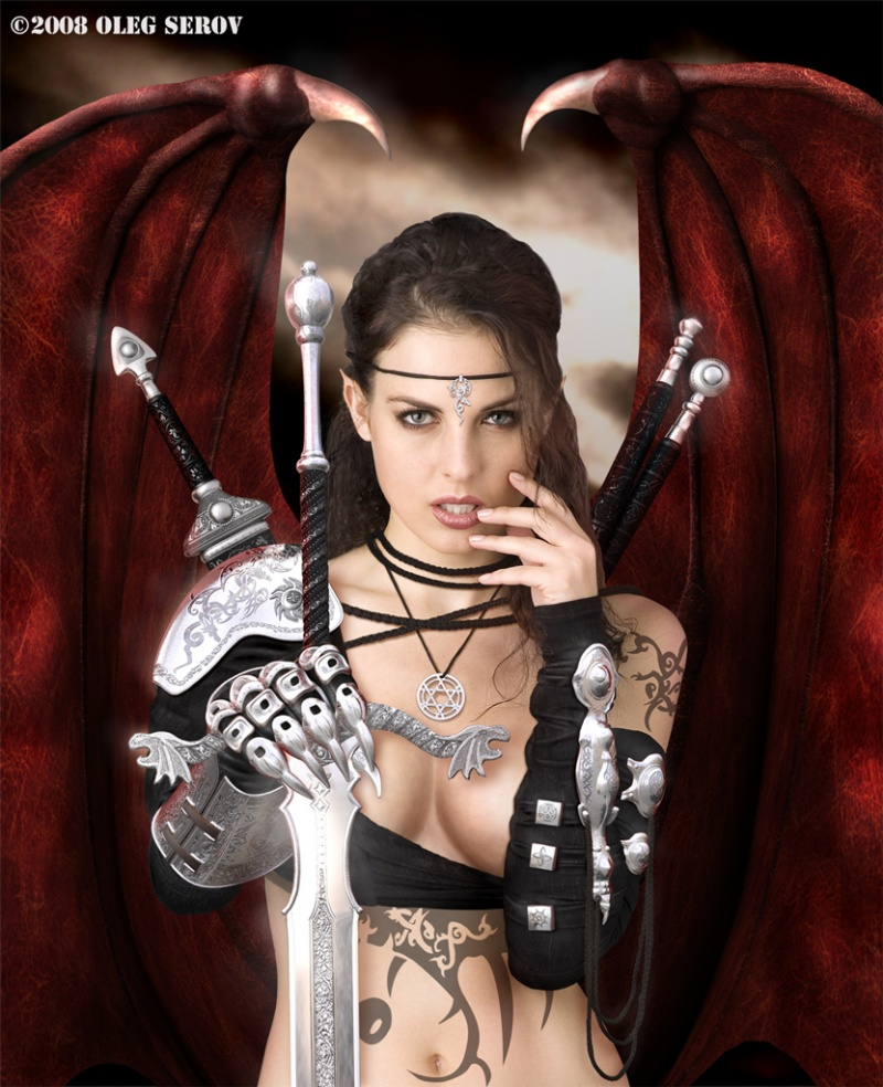 Toronto Sep 22, 2009 © Al Serov Tribute to Luis Royo