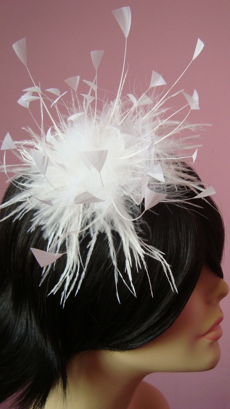 Sep 23, 2009 eeek inc. bridal hairpiece