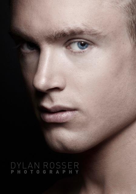 Male model photo shoot of Matthew James II in London 2009