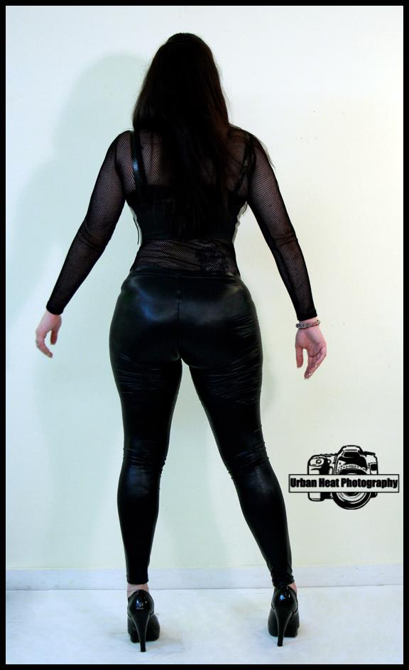 Ybor City, F.L. Sep 26, 2009 Dressed in All Black!