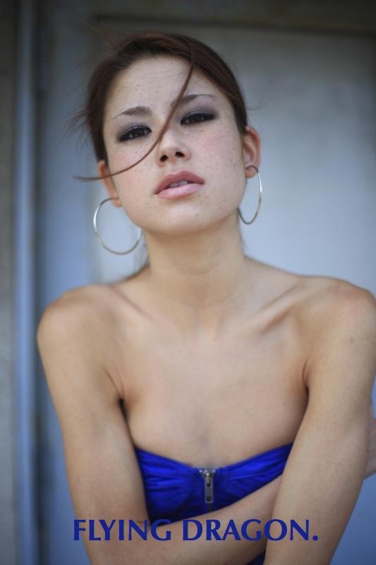 Ooi, Tokyo Sep 27, 2009 Tatsu Dragon Ishiduka COPYRIGHT ALL RIGHTS RESERVED model:Julia Sniegowski