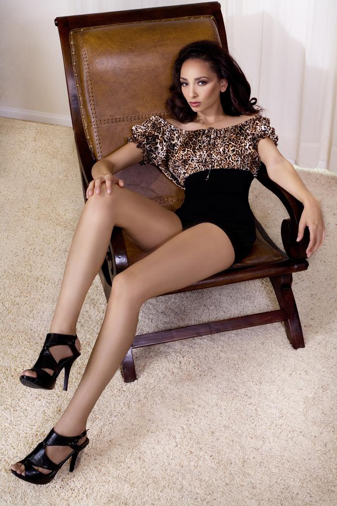 Sep 27, 2009 Make Up & Hair & Styling by Elizabeth   Agency Model - RIA