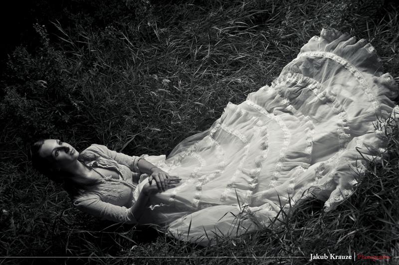 Male and Female model photo shoot of Kubowski and Roxy Zyanya in Red Deer, AB