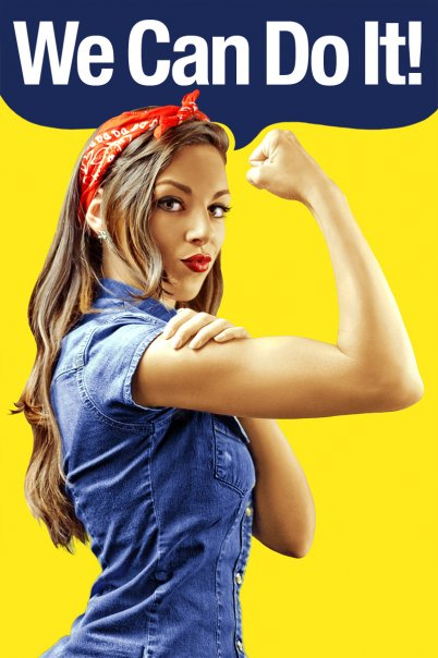 Sep 27, 2009 Misty Madonna Hayes Rosie the Riveter