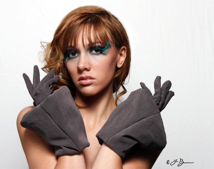 Sep 28, 2009 Jason Burrows No glove, No love...