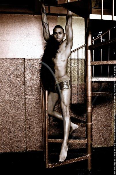 Male model photo shoot of JOHANNES LANCE by Voyeur Photography