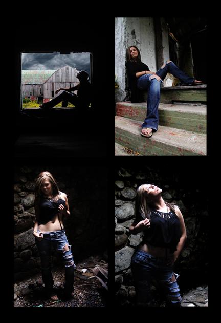 Female model photo shoot of Nadine A Graham