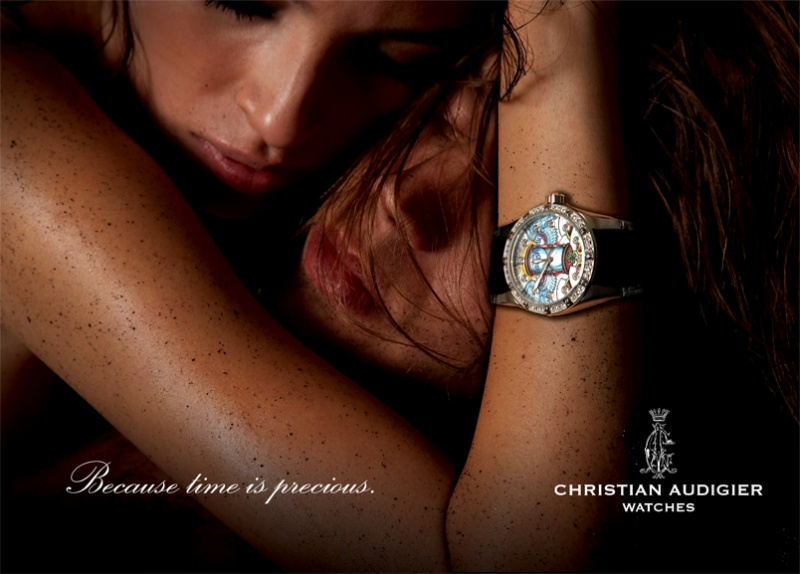 Los Angeles, CA Sep 29, 2009 Christian Audigier Watch Campaign