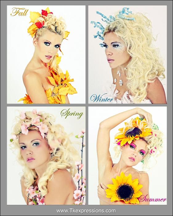 Dracut MA Sep 29, 2009 Janeen Jones/Tiffany TKexpressions hair/makeup/style design-myself  concept-Anya