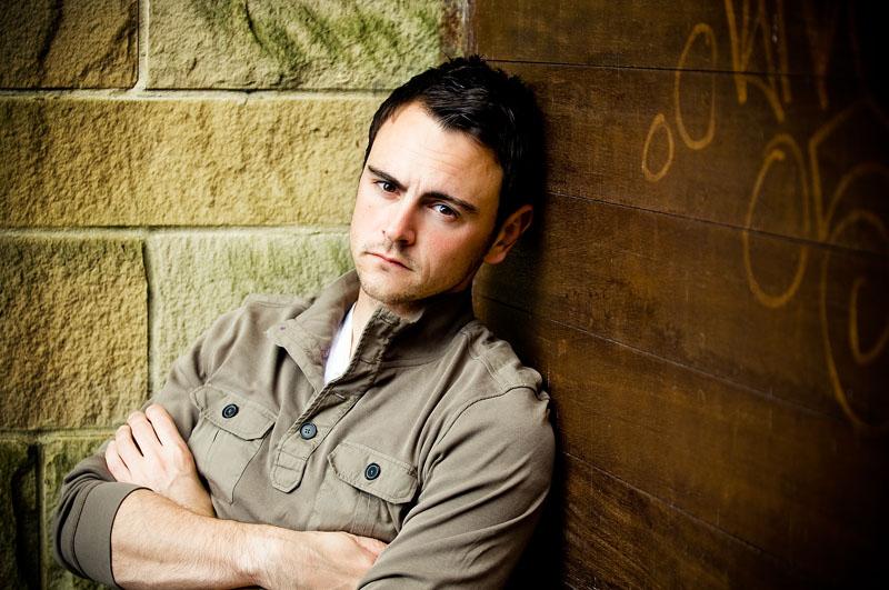 Male model photo shoot of Craig Thomas in Cardiff Bay