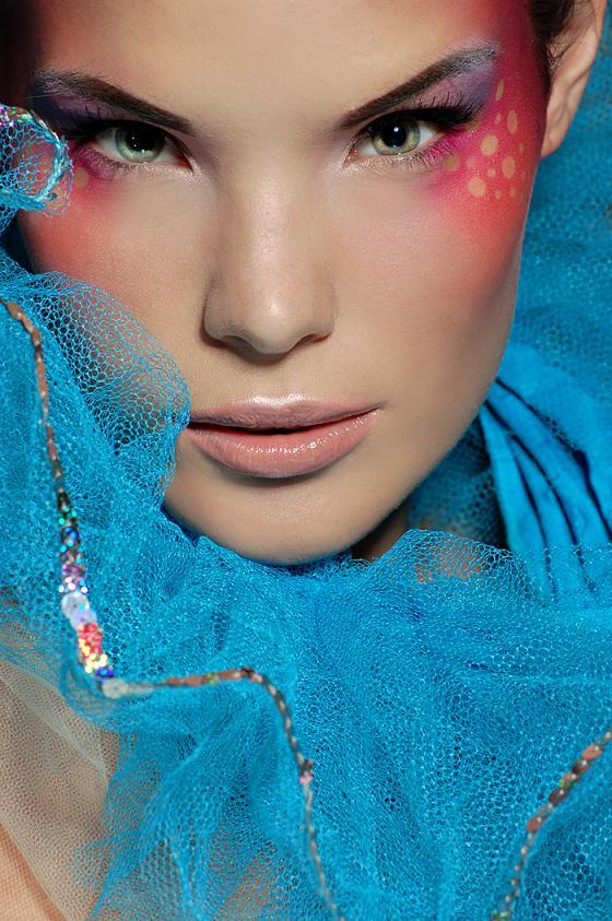 Female model photo shoot of Amber Renate Affeldt by Tony Veloz in DC, makeup by Dana Delaney