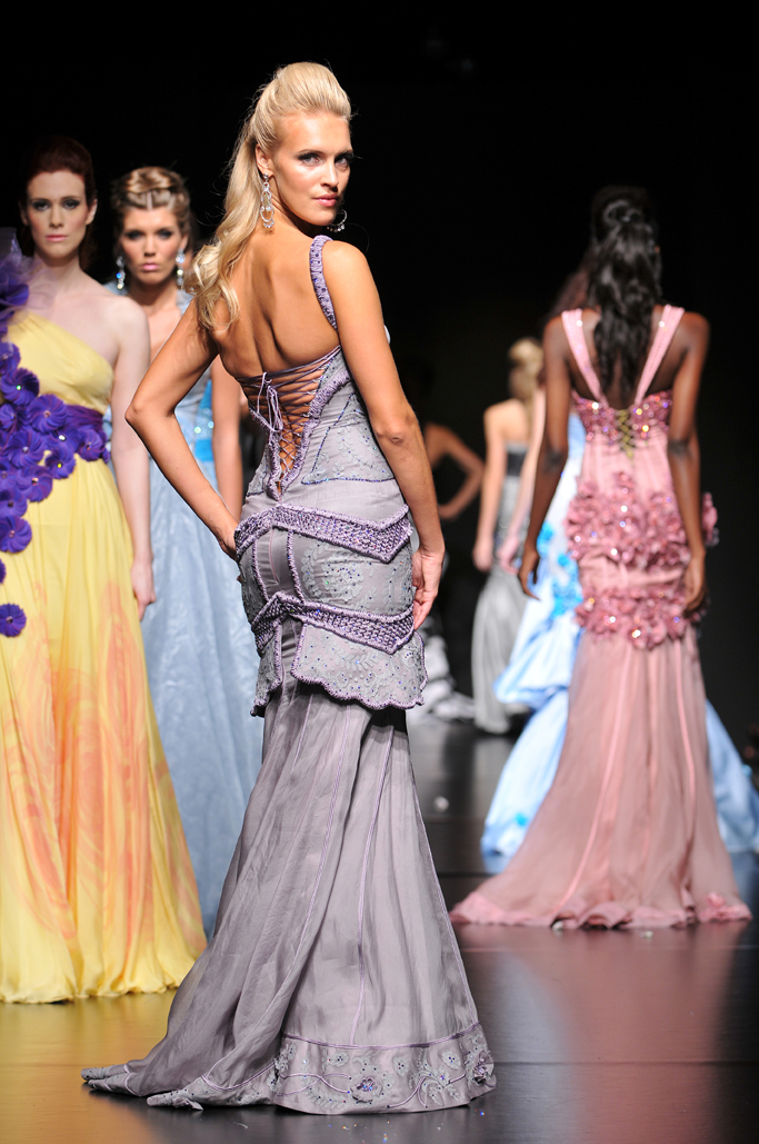 New York Couture fashion week Sep 30, 2009