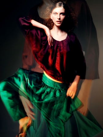 Sep 30, 2009 Photographer - David Hou Model - Sydney Anderson (Elmer & Gemini)