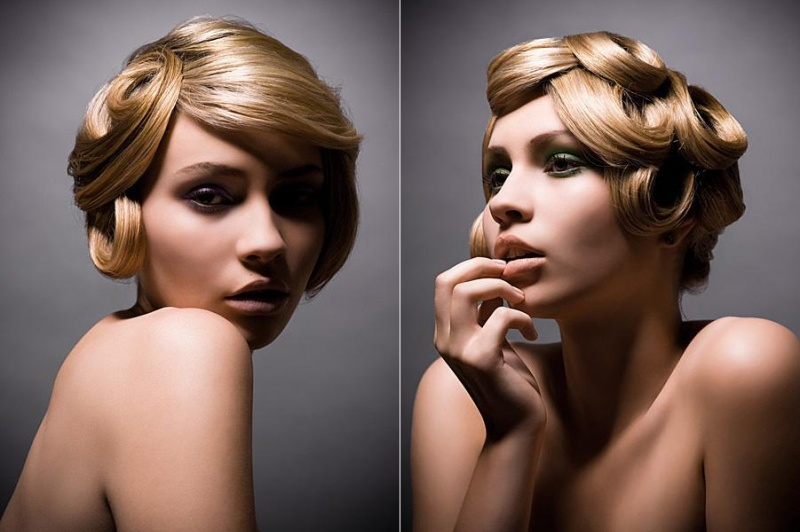 London 2009 Oct 01, 2009 Alex Leonhardt Photography: Alex Leonhardt. Model: Charlie @ D1 London. Hair: Helene Eriksson. Makeup & Manicure: Vanessa Collins.