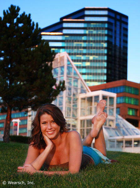 Cleveland, OH Oct 01, 2009 mark wearsch Downtown Cleveland Photoshoot