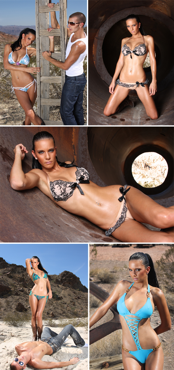 Oct 01, 2009 La Dolce Vita Swimwear