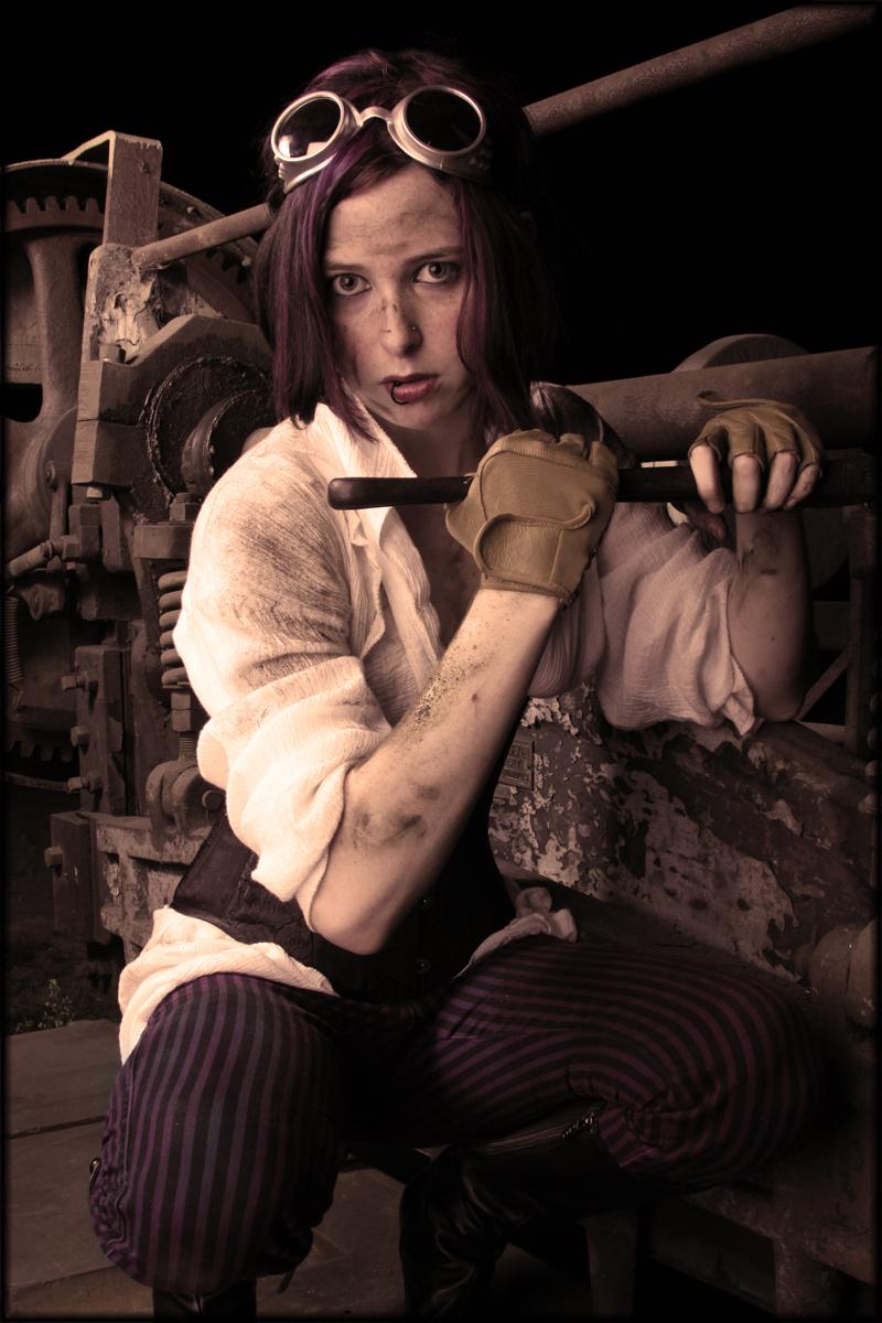 Female model photo shoot of The Drugs LIke Me by Pixel Studios in Steel City Studios, SC