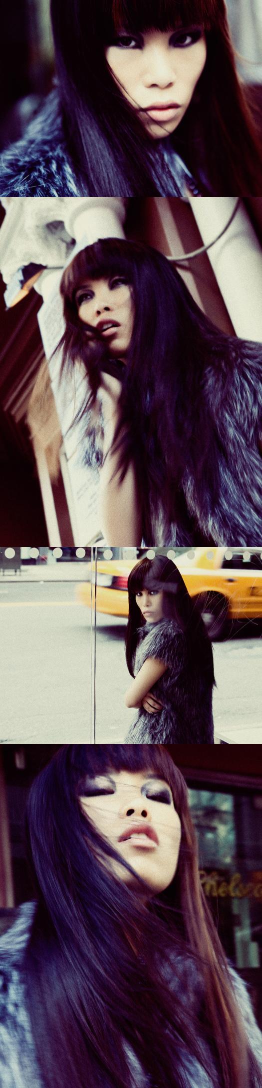NY Oct 03, 2009 Photographer: Yulia G, MUA & Hair: Tina G, Model: Nikita K Forbidden Affection