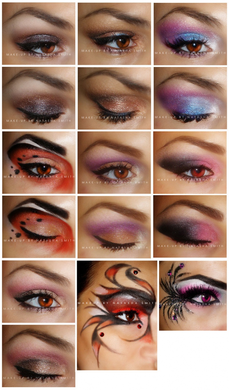 facebook.com/plushGlamour Oct 04, 2009 2010 Anoter set of some make up looks Ive done