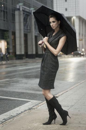 Downtown Dallas, TX Oct 05, 2009 Mark Hlaing Model: Maelen Richie    MUA: Erin Percer