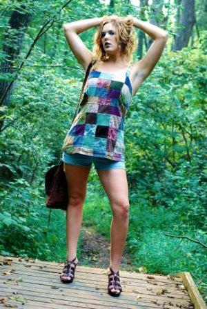 Female model photo shoot of OriJnel