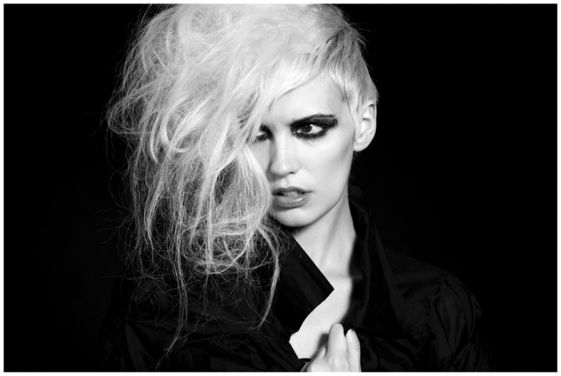 Female model photo shoot of __Marine__