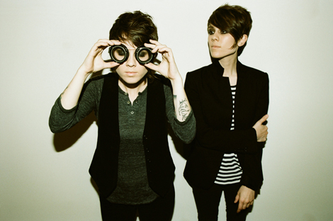 seattle, wa Oct 07, 2009 pamela litke tegan and sara