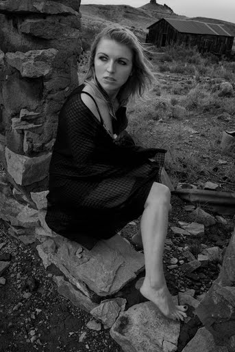 Female model photo shoot of Kristin Jackson in Lake Valley, NM