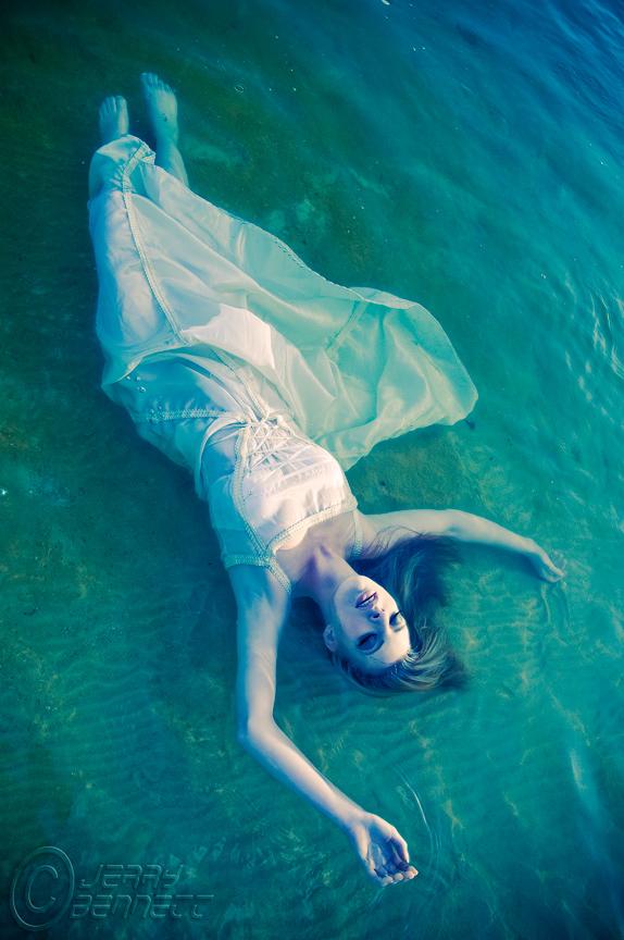 Secret Lake Oct 09, 2009 2009 Jerry Bennett Dead In the Water
