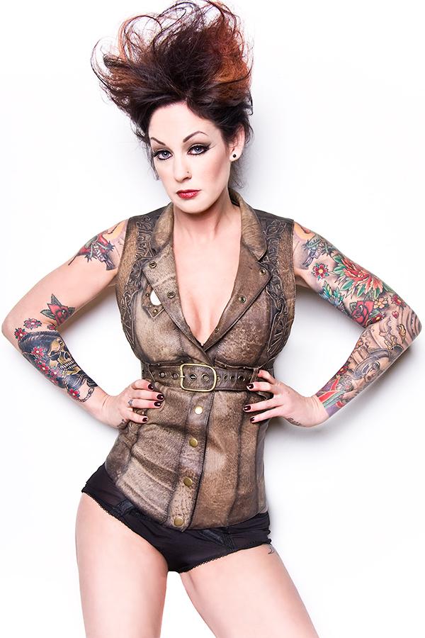 Female model photo shoot of Gabrielle Geiselman  in LA Wardrobe: Skingraft MUA: Molly Tissavary Model: Ronna H