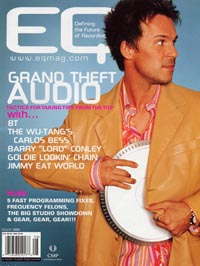 L A   Oct 09, 2009 West Coast Leather International 2006, E Q Magazine  Secondd  issue ,  in butterscotch 2 button leather blazer