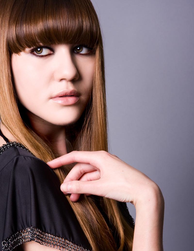 Female model photo shoot of Gabrielle Geiselman  in Los Angeles, CA - Model: Natalie (Photogenics) Hair: Stephanie Hobgood