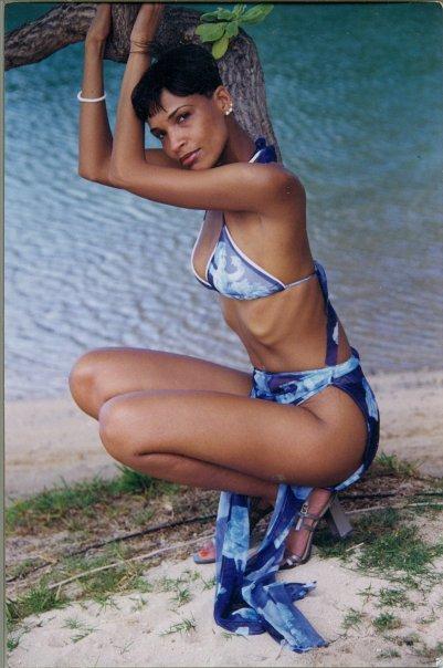 Female model photo shoot of Marla D in Hawaii